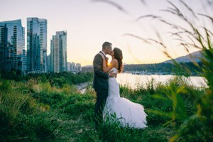 hometown vancouver wedding